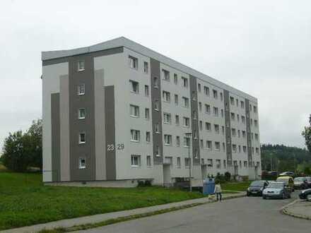 Schöne Lage 3 Raum Wohnung mit Balkon, Dusche Schwarzenberg-Heide