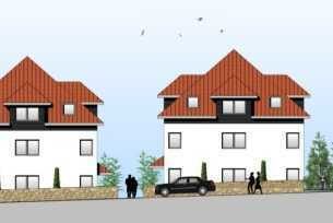 Exklusive 4-Zimmer-DG-WE/Neubau in bester Wohnlage von Krofdorf-Gleiberg