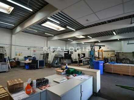 HH-WANDSBEK | ca. 300 m² | LAGER | PRODUKTION | EBENERDIG | BEHEIZT | FREIFLÄCHE