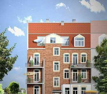Neu sanierte Vierzimmerwohnungen in ruhiger Lage in Nürnberg Schniegling mit 2 Balkonen