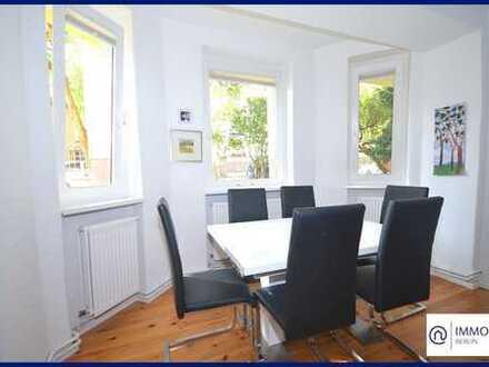 Wohnen im Grünen - Helle und sanierte 2 Zimmer AB-Whg in Lichterfelde West mit EKB & modernem Bad