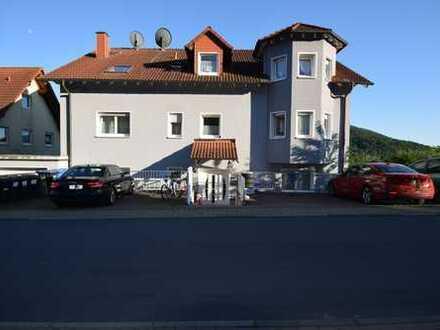 Erstklassige Kapitalanlage mit besten Renditeaussichten: Vier-Parteien-Mehrfamilienhaus in Breuberg!