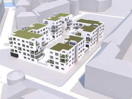 Neubau im Herzen von Weissensee 4 Zimmer , mit grosser Wohnküche und Loggia