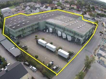 Gepflegte Gewerbeimmobilie mit viel Lager- und Produktionsfläche