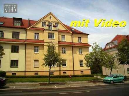 Preiswerter gehts kaum - 1-Raum-Studentenwohnung in Marienthal mit hochwertiger EBK