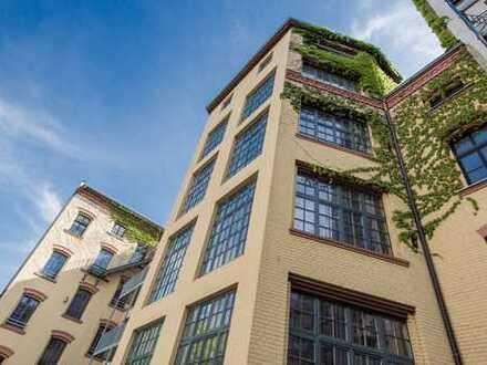 Loftetage zum Selbstausbau mit historischem Charme in Berlin-Mitte - provisionsfrei!