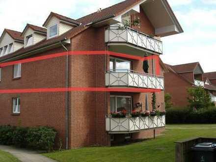 Großzügige 3-Zimmer-Wohnung in Reppenstedt I. OG