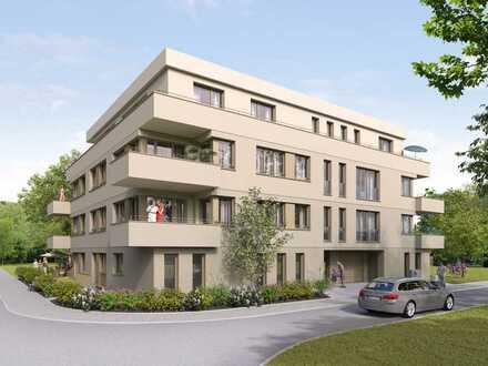 Neubau Eigentumswohnung in ruhiger Lage