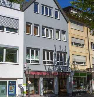 Wohn- und Geschäftshaus in 1A-Lage von Backnang