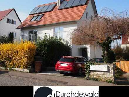 Energieeffizientes Einfamilienhaus in Top-Lage von Sillenbuch
