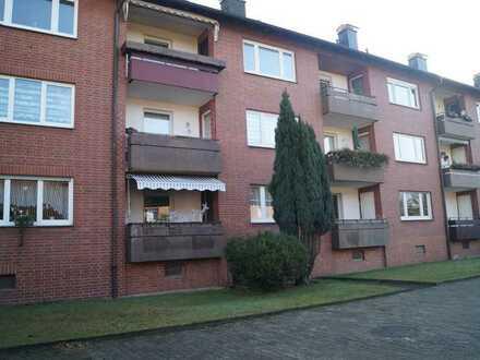 Gut geschnittene 3 ZKB Balkon in Bielefeld- Ummeln