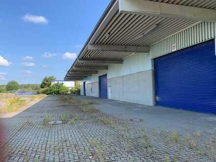 Trebbin nähe Ludwigsfelde Gewerbegrundstück und Halle mit guter Anbindung zur B 101