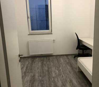Voll möblierte Zimmer in Neubau zu vermieten! Stuttgart Obertürkheim, nahe Sbahn! 15 Min zum Hauptba