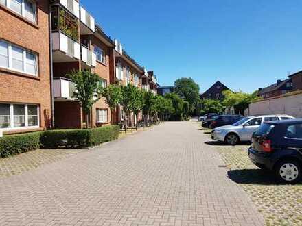 Vermietete 2-Zimmer Eigentumswohnung in Uni-Nähe mit Balkon und PKW-Stellplatz!