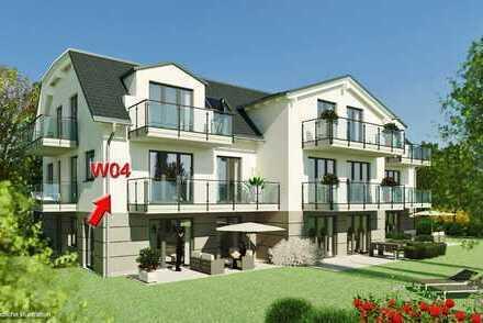 Exklusiv und großzügig: wunderschöne 3-Zimmer Wohnung mit 2 Balkonen