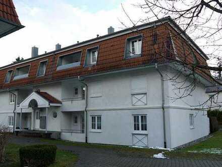 Wohnen im Wohnpark; sonnige 3,5-Zimmer-Wohnung mit Balkon