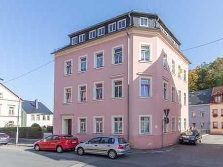 gemütliche 2-Raum-Wohnung in zentraler Lage