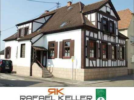 !!= 1- bis 2-Familien- Fachwerkhaus- Stilvolles Unikat mit besonderem Flair! =!!