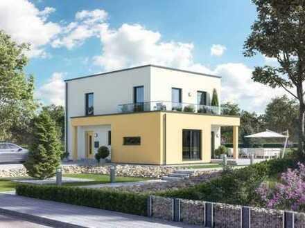Individ. Neubau auf Grundstück am Rande der Kernstadt Idstein - Exklusive Lage (Version mit Keller)