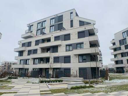 JKS Immobilien: 2 Zimmerwohnung Erstbezug