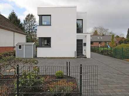 RESERVIERT - Top modernes Einfamilienhaus in Traumlage von Sasel im absoluten Neuzustand - ein Unika