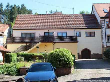 Schönes Haus am Donnersberg