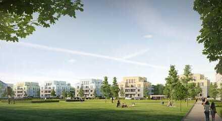 Eleganter Wohntraum mit 77 m² Wohnfläche auf 3 Zimmern und eigenem Balkon