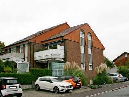 92 m² - ETW im Erdgeschoss mit Garten und Garage in stadtnaher Lage von Haltern am See