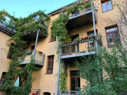 Kapitalanleger aufgepasst! 2 vermietete Wohnungen in Bestlage Giebichenstein