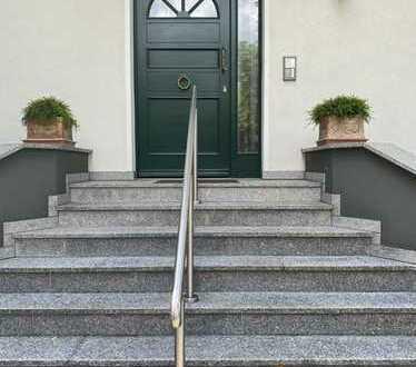 Pankow-Buchholz, modern und hochwertig ausgestattete Wohnung im Grünen