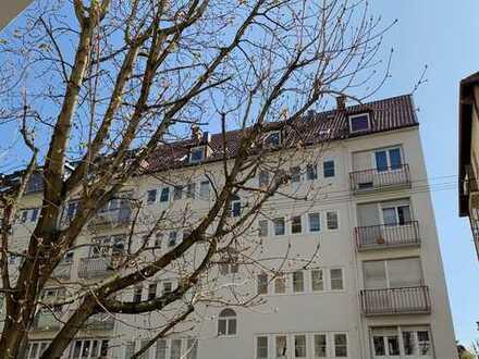 Gepflegte 3-Zimmer-Wohnung, Stuttgart-West