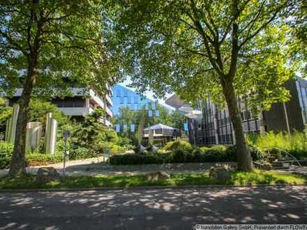 Außergewöhnliches Bürogebäude mit Parkhaus in Top-Lage