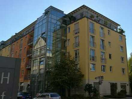 Exklusive, neuwertige 3-Zimmer-Wohnung mit Balkon und Einbauküche in Karlsruhe