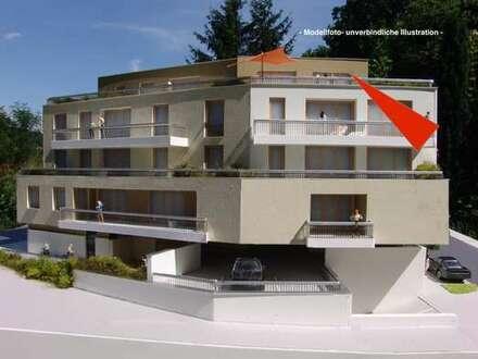 - STADTBLICK INKLUSIVE - 4,5 Zi. Neubau-Penthousewohnung mit Dachterrasse WHG_26