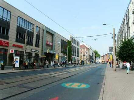 2-RW zwischen Idyll im Park Bonhoeffer Platz & Shopping in der Löbtau-Passage