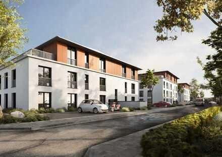 4 ZKB in zentraler Bensheimer Lage mit Terrasse/Balkon
