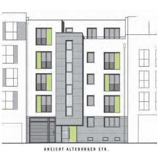 Bayenthal Love!*NEUBAU*5-Zimmer-Wohnung in der Alteburger Str. 278 zu verkaufen