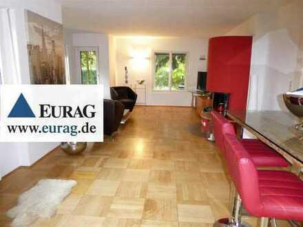N-Thon: Freistehendes EFH (5 Zi.), 4 Bäder, Kamin, EBK, Terrasse, Garten, Garage