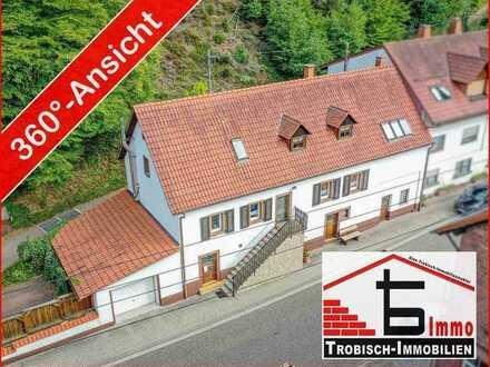 Zweifamilienhaus mit Charme und Tradition - Trobisch-Immobilien