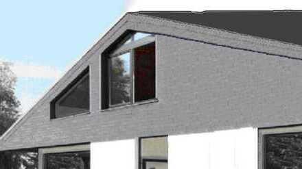 Exclusive 3-Zimmer-Dachgeschosswohnung in Zweifamilienhaus