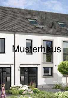 Schönes, geräumiges Reihenmittelhaus mit 6 Zimmern in einer ruhigen Neubausiedlung in Dortmund-Derne