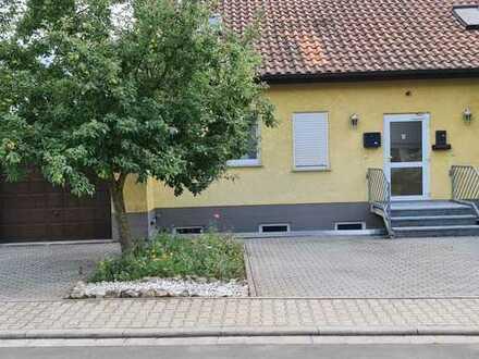 Doppelhaushälfte mit 100 qm Wohnfläche bezugsfertig in Donnersbergkreis, Rüssingen