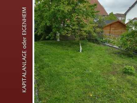 Bezahlbares Eigenheim mit Garten oder Kapitalanlage in Hessental