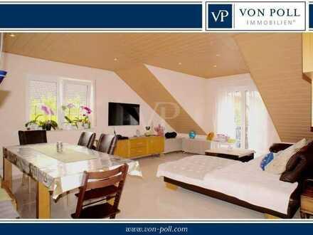 Gepflegte Eigentumswohnung mit zusätzlichem Hobbyraum in ruhiger Lage