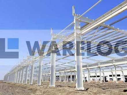 ***NEUBAU*** ca. 4.000 qm Lager-/Produktionsfläche zu vermieten!
