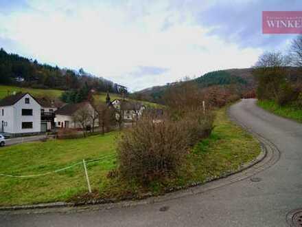Baugrundstück in Obliers zu verkaufen direkt am Liersbach -Lind-