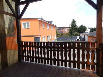 Neuwertige 3-Zimmer-EG-Wohnung mit Balkon in Dresden
