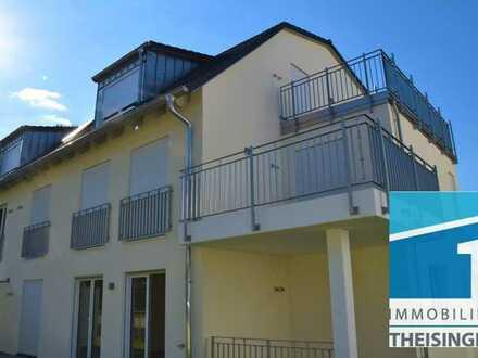Sehr hochwertig ausgestattete, neue Obergeschoßwohnung in Reichertshofen in zentraler Lage.