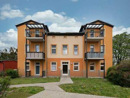 3 Zimmer im Erdgeschoss in Finow ohne Treppen