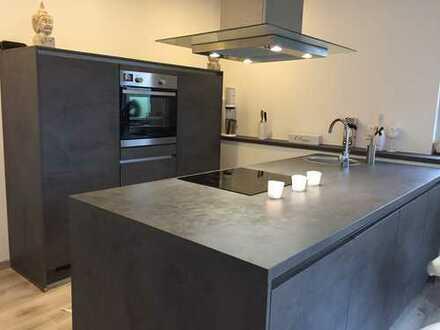 Modern sanierte 4-Zimmer-Maisonette-Wohnung im Dortmunder Süden